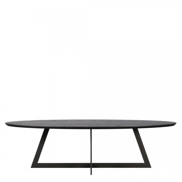 Charrell - DINING TABLE MONA 280/123 - 280 X 123 - H 76 CM (image 1)