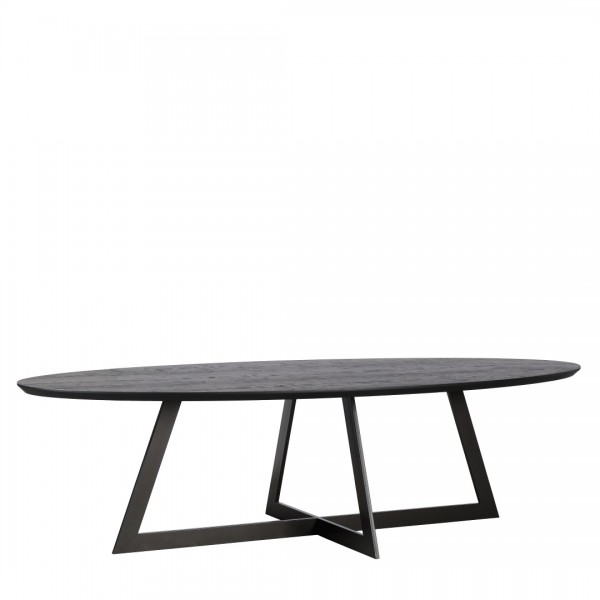 Charrell - DINING TABLE MONA 280/123 - 280 X 123 - H 76 CM (image 2)