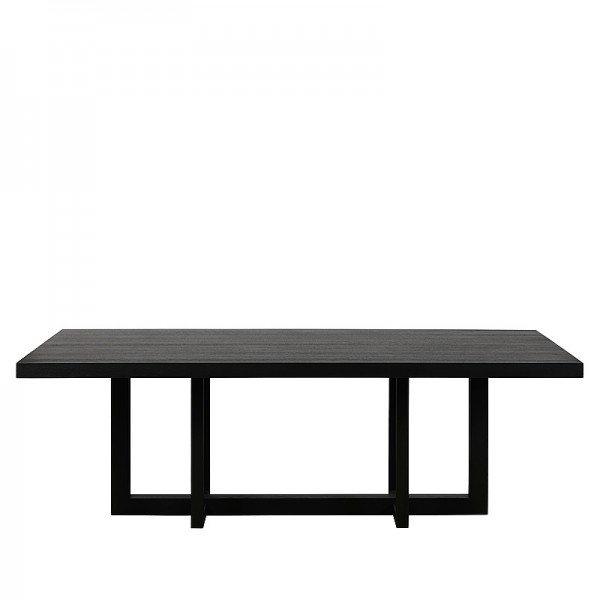 Charrell - DINING TABLE TERSAGO 220/110 - 220 X 110 - H 76 CM (image 1)