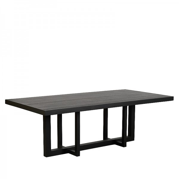 Charrell - DINING TABLE TERSAGO 220/110 - 220 X 110 - H 76 CM (image 2)