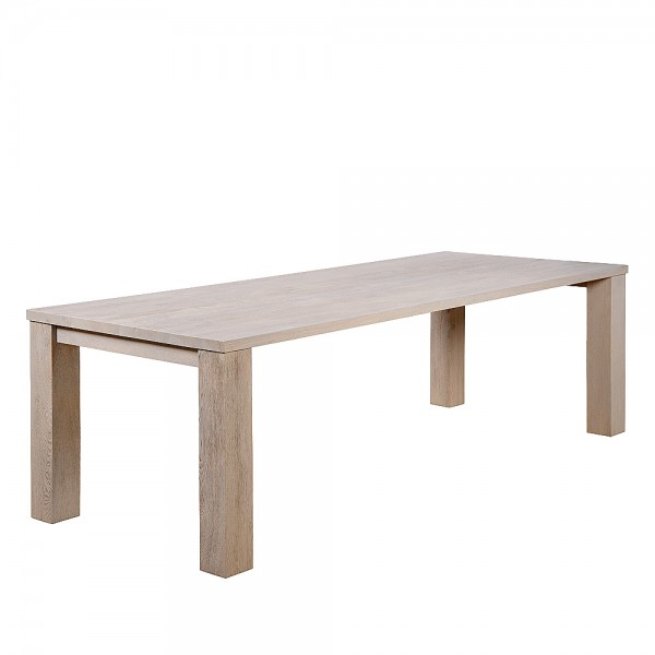 Charrell - DINING TABLE MARCHWOOD 220/100 - 220 X 100 - H 76 CM (image 2)