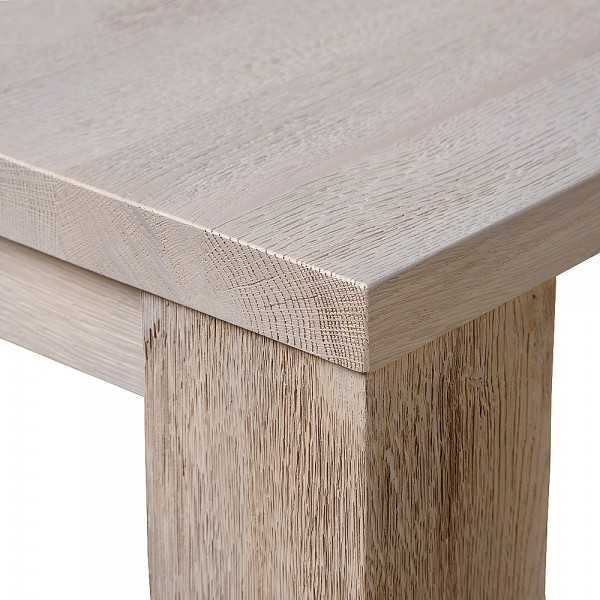 Charrell - DINING TABLE MARCHWOOD 220/100 - 220 X 100 - H 76 CM (image 4)