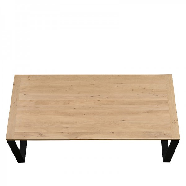 Charrell - DINING TABLE PALMER 220/100 - 220 X 100 - H 76 CM (image 4)