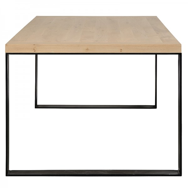 Charrell - DINING TABLE PALMER 220/100 - 220 X 100 - H 76 CM (image 6)