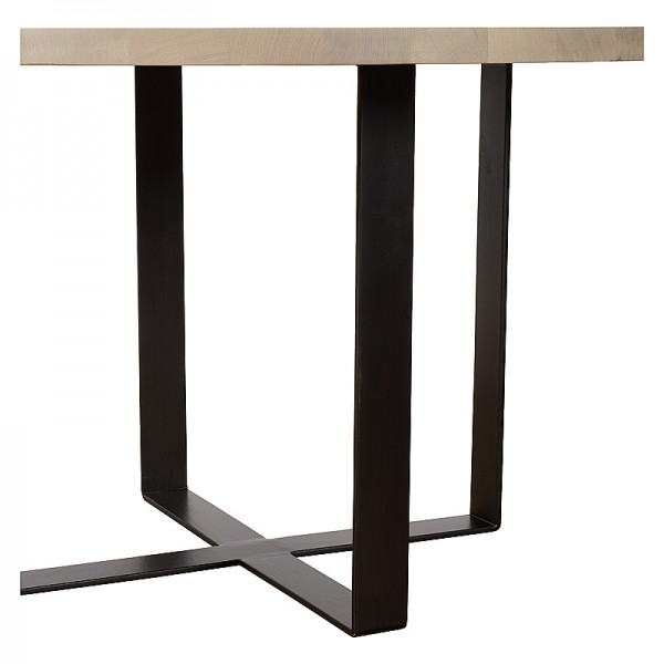 Charrell - DINING TABLE NESTOR 130 - DIA 130 - H 77 CM (image 2)