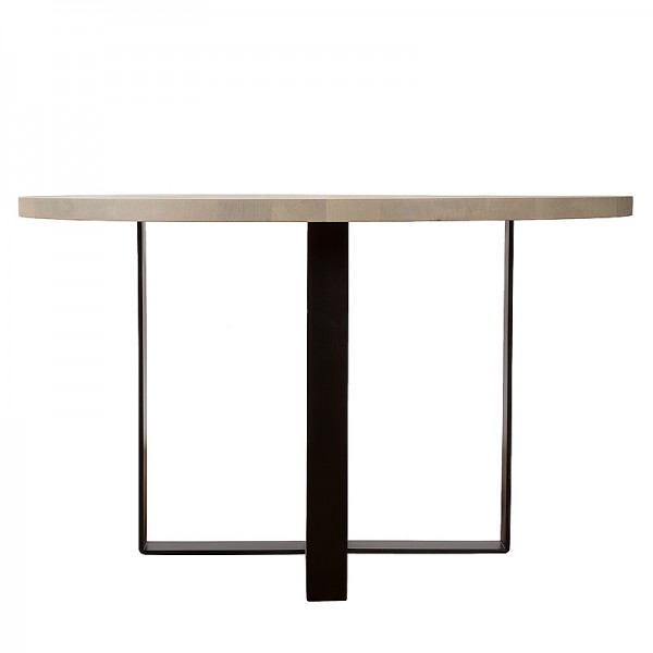Charrell - DINING TABLE NESTOR 130 - DIA 130 - H 76 CM (image 3)