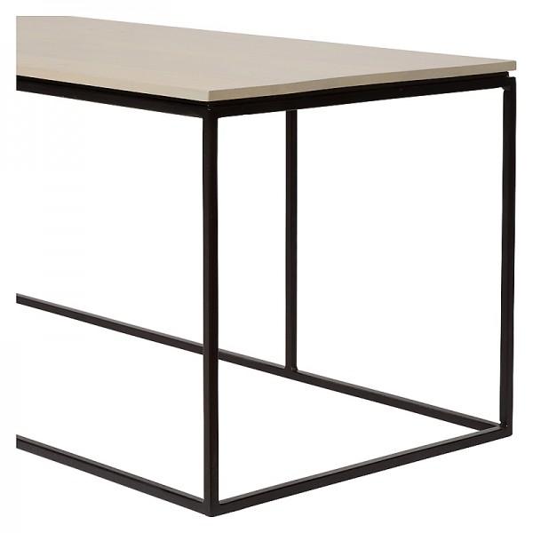 Charrell - COFFEE TABLE FERRUM FINE 140/40 - 140 X 40 - H 38 CM (image 2)