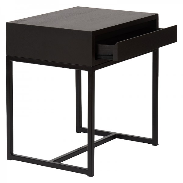 Charrell - NIGHT TABLE FERRUM - 50 X 40 - H 55 CM (image 2)