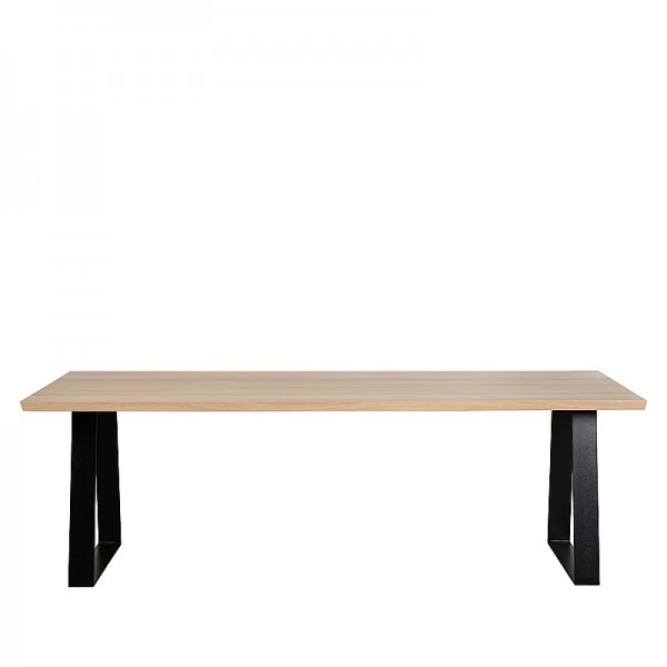 Charrell - DINING TABLE SAMBER 240/100 - 240 X 100 - H 76 CM (image 1)