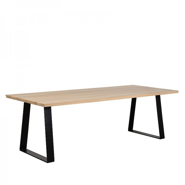 Charrell - DINING TABLE SAMBER 240/100 - 240 X 100 - H 76 CM (image 2)