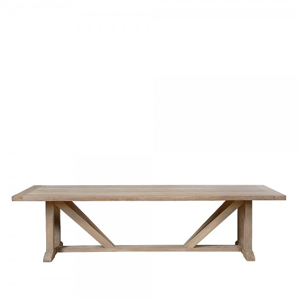 Charrell - DINING TABLE BEXHILL 300/110 - 300 X 110 - H 76 CM (image 1)