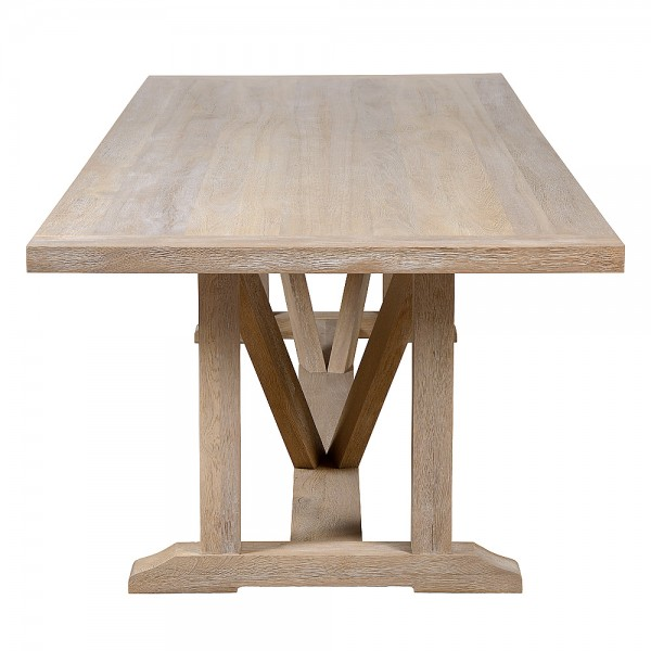 Charrell - DINING TABLE BEXHILL 300/110 - 300 X 110 - H 76 CM (image 3)
