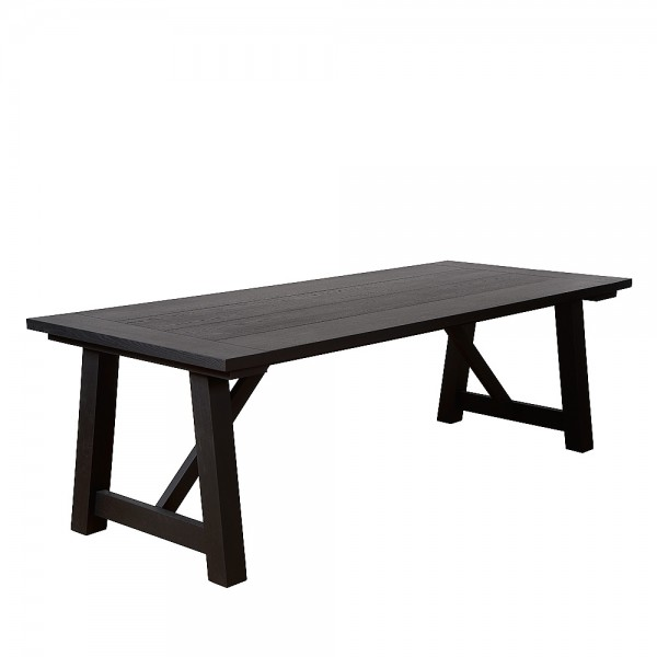 Charrell - DINING TABLE AUCKLAND 240/100 - 240 X 100 - H 76 CM (image 2)