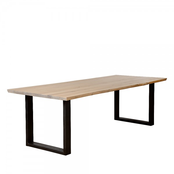 Charrell - DINING TABLE FORREST 240/100 - 240 X 100 - H 77 CM (image 2)