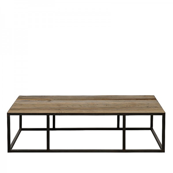 Charrell - COFFEE TABLE RANCH - 150 X 80 - H 40 CM (image 1)