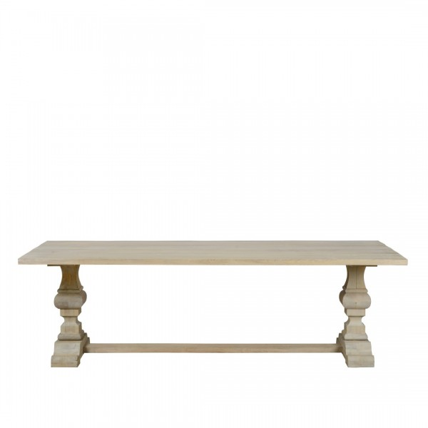Charrell - DINING TABLE BOLTON 250/100 - 250 X 100 - H 76 CM (image 1)