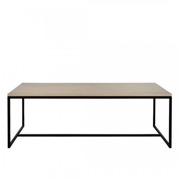 Charrell - DINING TABLE FERRUM 220/100 - 220 X 100 - H 76 CM (image 1)