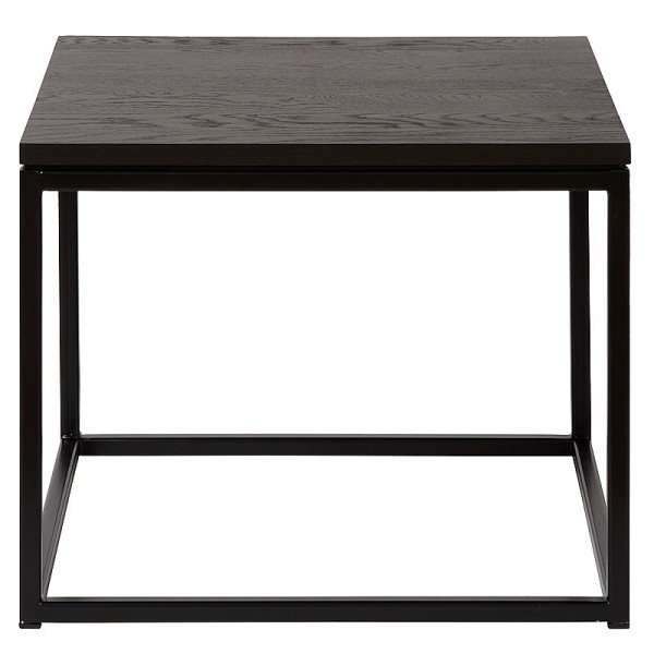 Charrell - SIDE TABLE FERRUM - 55 X 55 - H 45 CM (image 4)