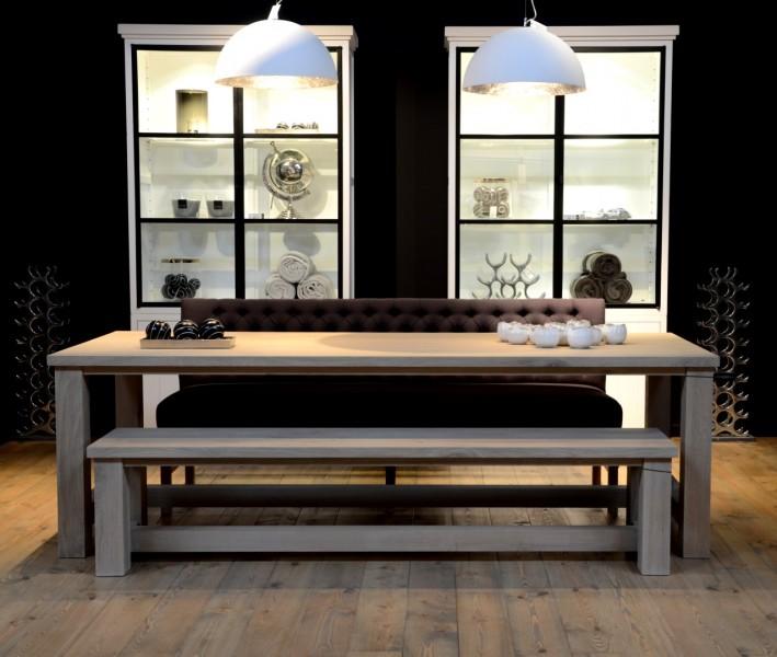 Charrell - DINING TABLE BERLIN 250/100 - 250 X 100 - H 76 CM (image 2)