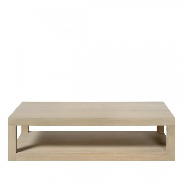 Charrell - COFFEE TABLE METRO 150/80 - 150 X 80 - H 40 CM (image 2)