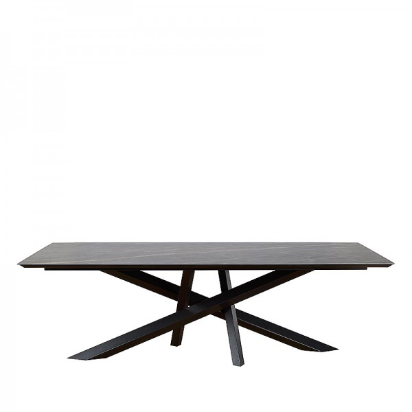 Charrell - DINING TABLE REAL - 240 X 110 H 77 CM (image 1)