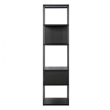 Charrell - RACK PLAZA 50 - DRAWERS - 50 X 40 H 200 CM
