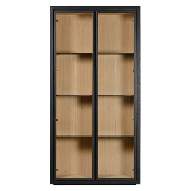 Charrell - CABINET LEXON 115 - IRON DOORS - 115 X 40 - H 230 CM