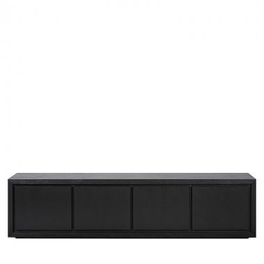 Charrell - TV CABINET LEXON 200 - 4D - 200 X 40 - H 50 CM