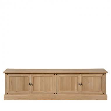 Charrell - TV CABINET CORBY 200 - 4D - 200 X 50 - H 55 CM