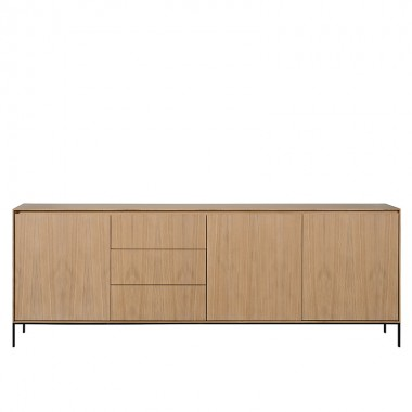 Charrell - SIDEBOARD VERSO 240 - 3D/3DR - 240 X 45 - H 85 CM