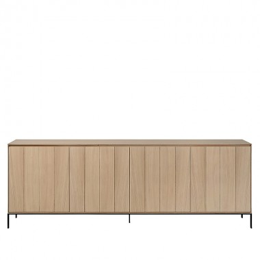 Charrell - SIDEBOARD VERSO 240 - 4D - 240 X 45 - H 85 CM