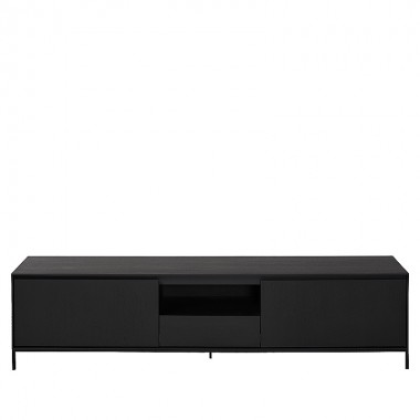 Charrell - TV CABINET VERSO 175 - 2 DOORS/1 DRAWER - 175 X 40 - H 45 CM