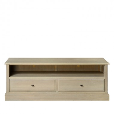 Charrell - TV CABINET LANDSCAPE 150 - 2 DRAWERS - 150 X 50 - H 55 CM