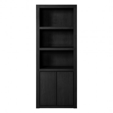 Charrell - BOOKCASE METRO OPEN 1 PART - 85 X 45 - H 220 CM