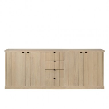Charrell - SIDEBOARD LANCASTER 240 - 4D/4DR - 240 X 45 - H 95 CM