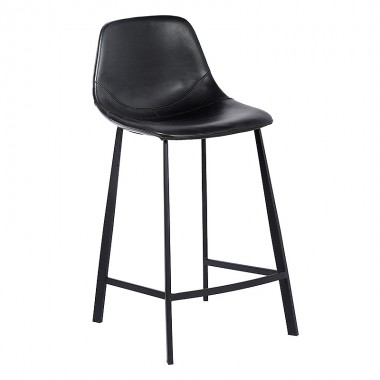 Charrell - CHAIR DYLAN COUNTER H65 - 43 X 47 H92 CM