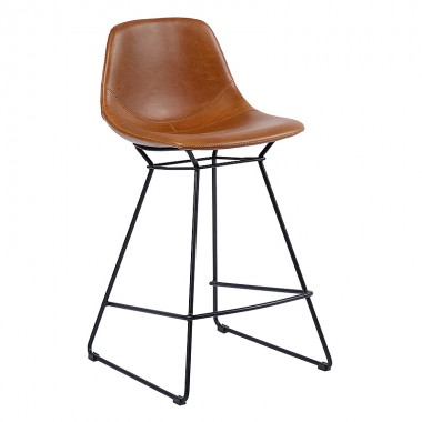 Charrell - CHAIR LARA COUNTER H65 - 43 X 47 H 90 CM