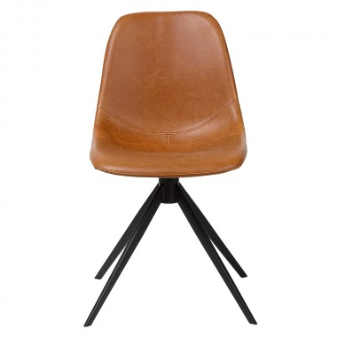 Charrell - CHAIR FLINT TURNING - 48 X 54 - H 84 CM
