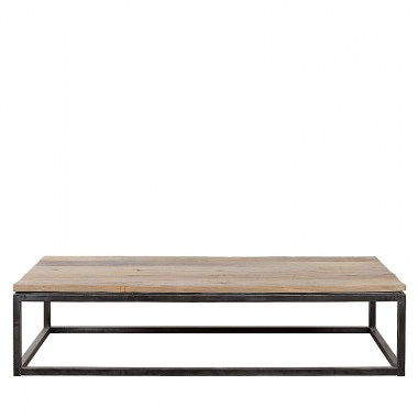 Charrell - COFFEE TABLE VINTAGE 160/80 - 160 X 80 - H 38 CM