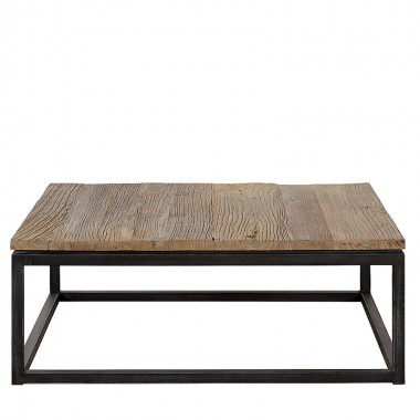 Charrell - COFFEE TABLE VINTAGE 100/100 - 100 X 100 - H 38 CM