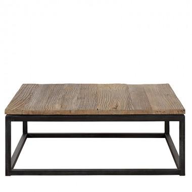 Charrell - COFFEE TABLE VINTAGE 100/100 - 100 X 100 - H 38 CM