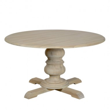 Charrell - DINING TABLE MELROSE 140 - DIA 140 - H 76 CM