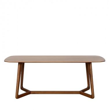 Charrell - TABLE/DESK YANKEE WOOD - 220 x 100 H 75 CM
