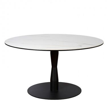 Charrell - DINING TABLE TINY - DIA 140 H 75 CM