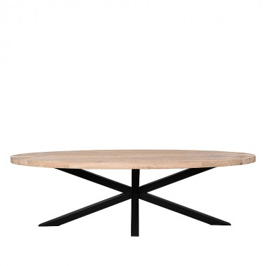 Charrell - DINING TABLE DORIN - 260 x 120 H 77 CM