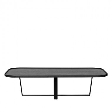 Charrell - COFFEE TABLE AXIS - 160 X 80 H 41 CM