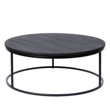 Charrell - COFFEE TABLE TODD - SINGLE - DIA 80 - H 35 CM