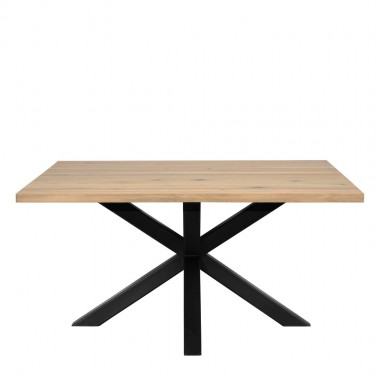 Charrell - DINING TABLE ARTHUR - 130 X 130 - H 76 CM