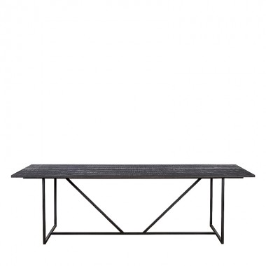 Charrell - DINING TABLE ZILTON 180/90 - 180 X 90 - H 76 CM