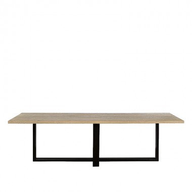 Charrell - DINING TABLE WOODLAND - 200 X 100 H 76 CM